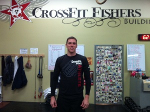 Justin Castelli Athlete of the Month